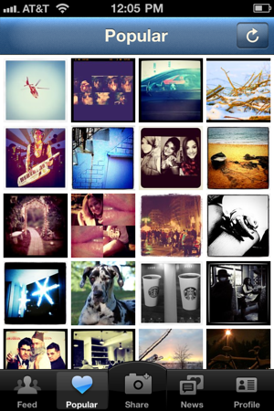 Instagram Jan 2011