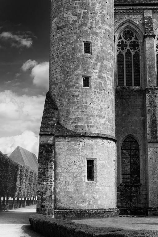 A l'abri de la cathédrale - Chartres