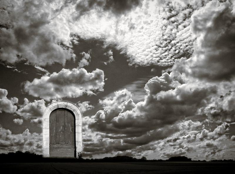 Porte céleste en Beauce