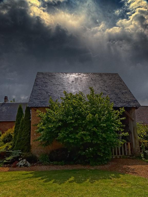 Fenêtre céleste en Beauce