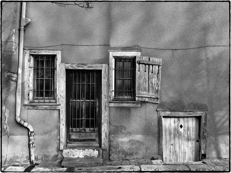Fond de quartier - Chartres