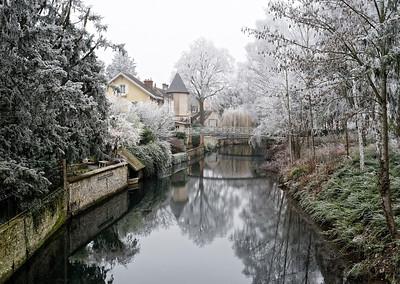 Eure d' hiver