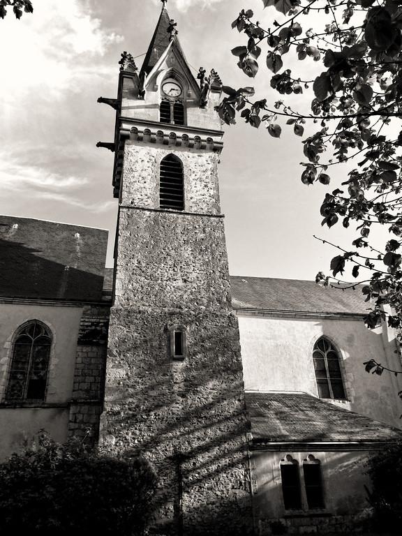Eglise de village, Beauce