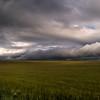 Le ciel dans les blés, Beauce