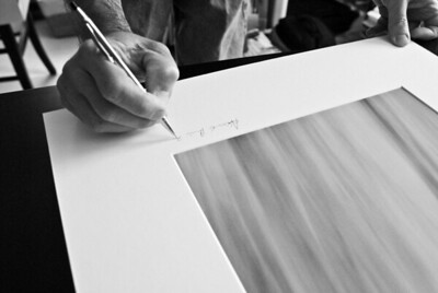 Signature: Every good artist needs a good signature...