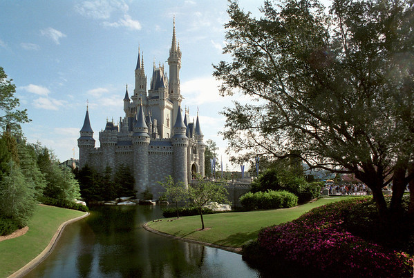 MAGIC KINGDON DISNEY, FLORIDA