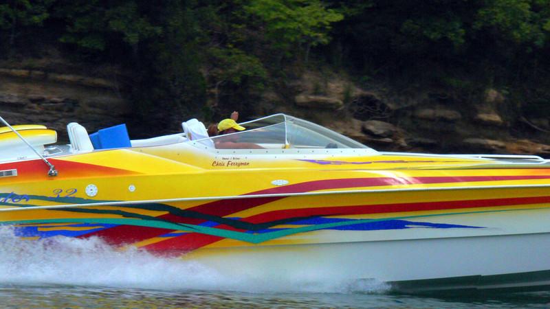 Sporting Speedboat