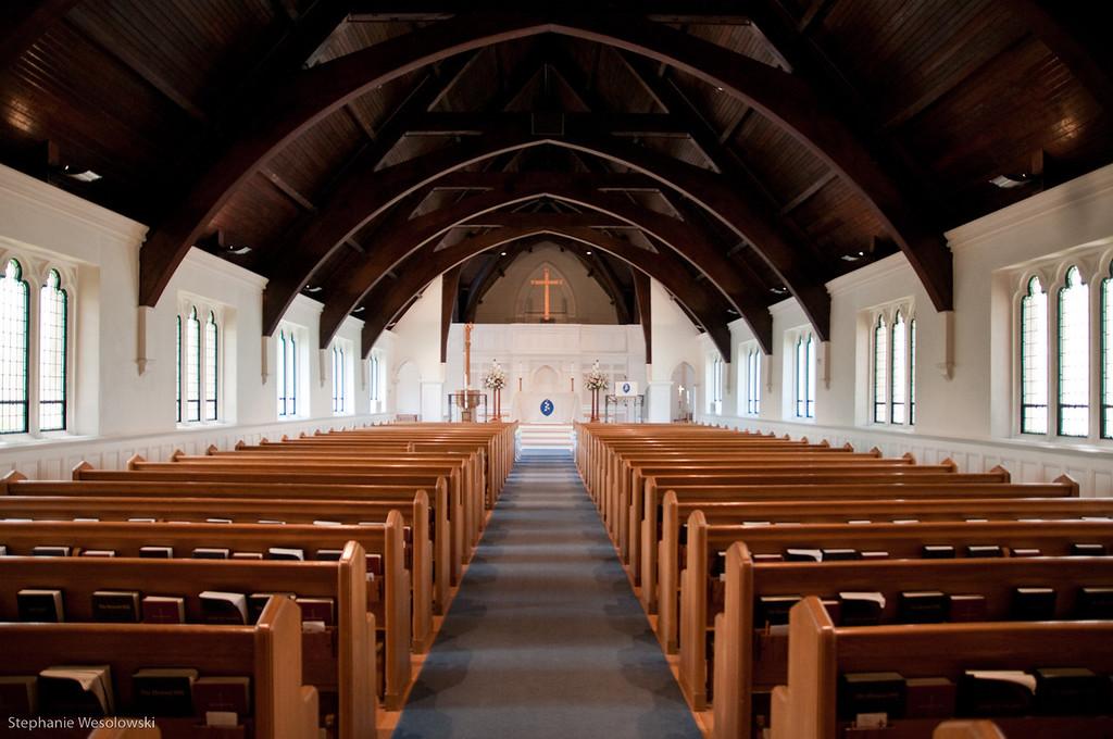 St. Mary's sanctuary in Arlington, VA