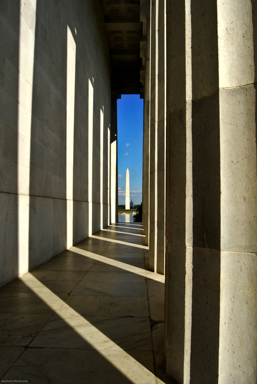 monumental perspective, DC