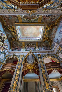 Chapel at Charolttenburg Palace in Berlin