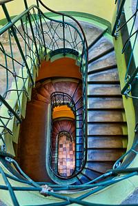 Potsdam Palace Stairs