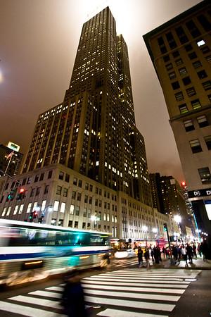 New York Bustle