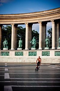 Budapest Biker