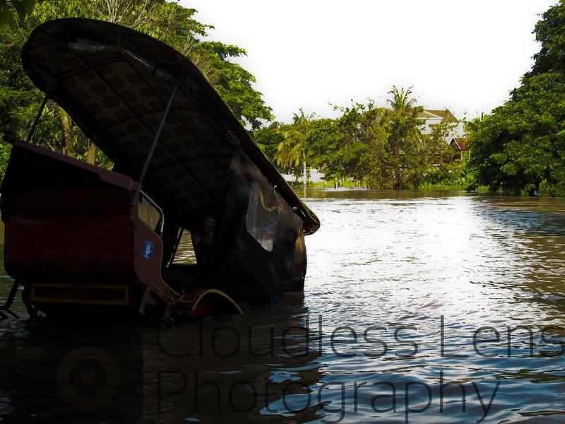 Flooded Tuk