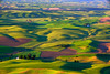 5D 0466 The Palouse in Eastern Washington using Photomatix HDR technique