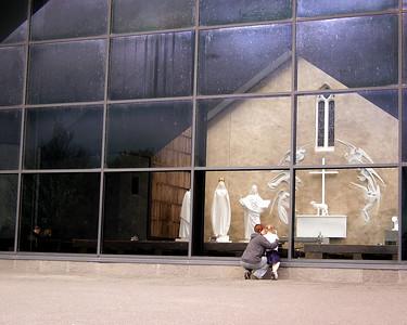 Knock, County Mayo, Ireland 2003.