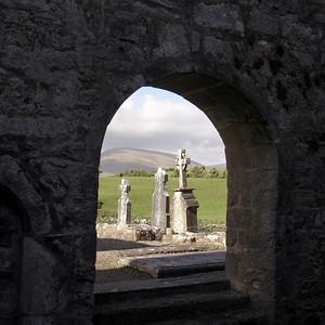 Burrishoole Abbey, County Mayo, Ireland 2005.