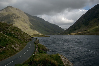 Doo Lough. County Mayo, Ireland.