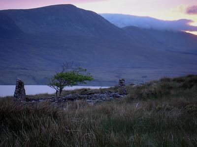 Lake Furnace, County Mayo, Ireland 2005.