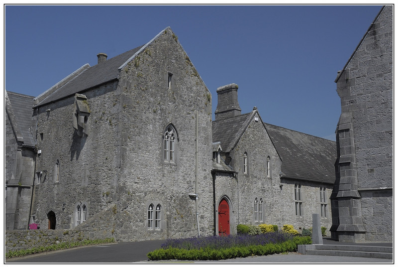 Holy Trinity Abbey, Adare, Ireland