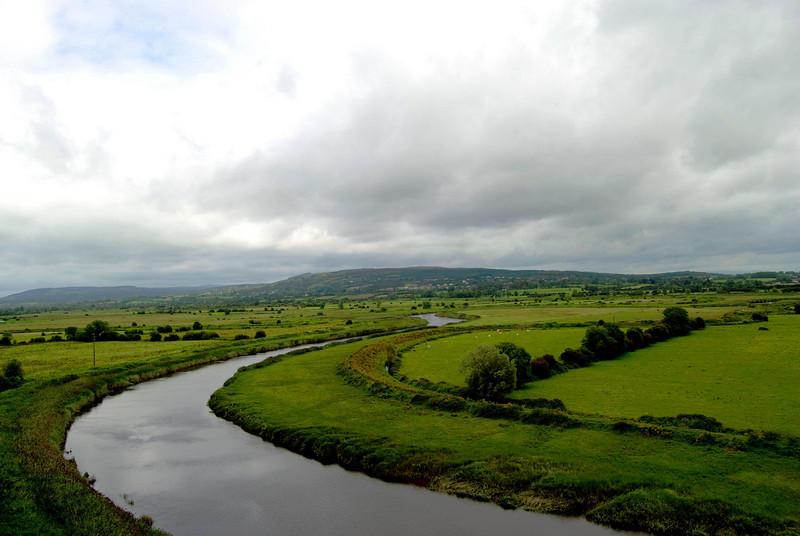 Raite River; County Claire