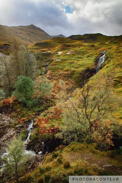 Autumn in Glencoe