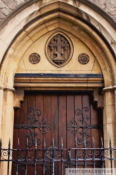 Saint Edmund's Door