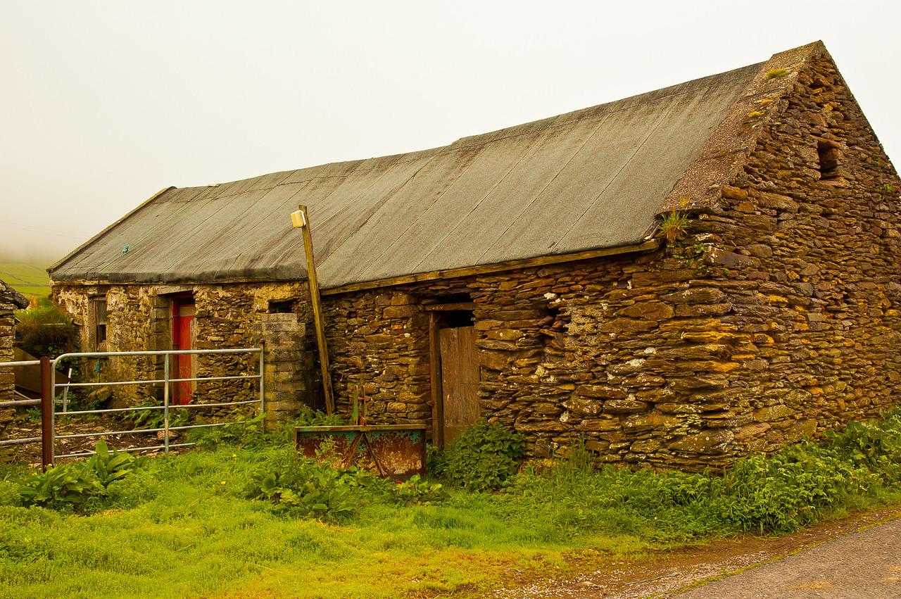 Irish Barn IV