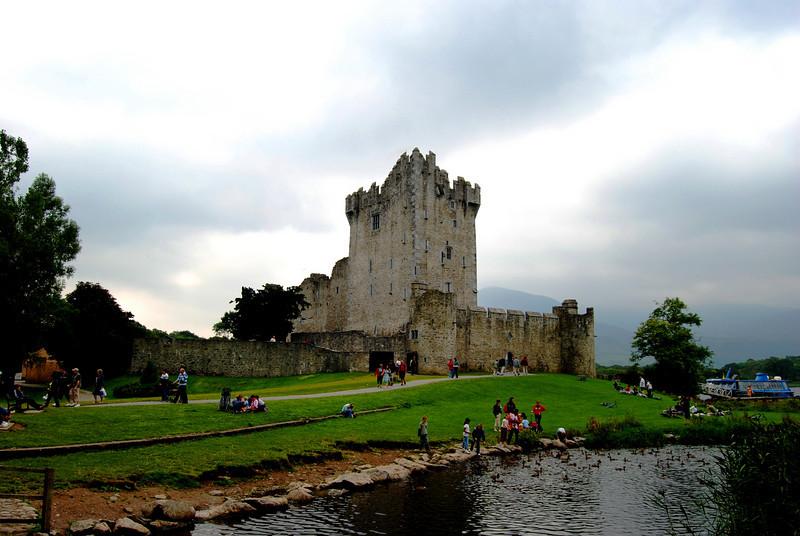 Ross Castle; Killarney