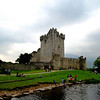 Ross Castle; Killarney