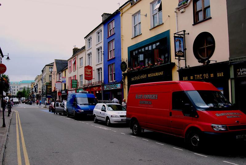 Town Centre; Killarney