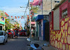 Typical street scene in Isla.  Relaxed, clean, no problem.