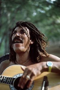 Frank Carroll, Reggae Singer