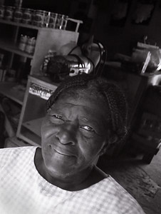 Mrs. Musgrove in her Shop