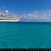 The Explorer of the Seas @ St. Martin.