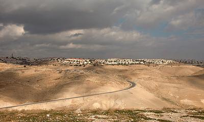 Jewish Settlements, C Area 2012