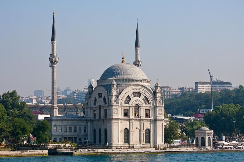 A Mosque on the Bosporus