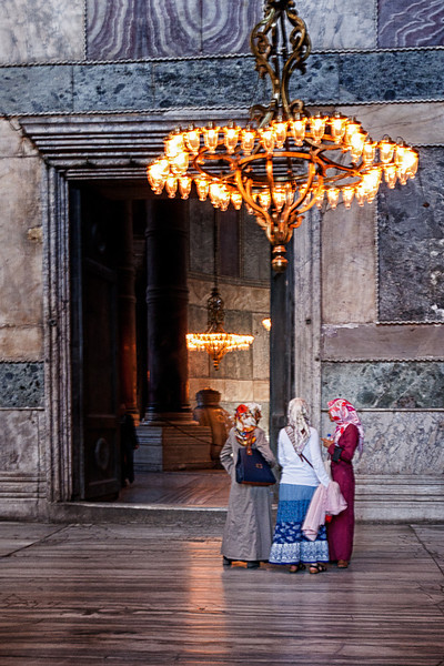 Entrance to Blue Mosque