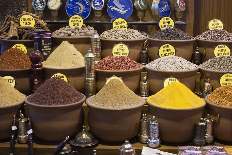 In the Spice Market