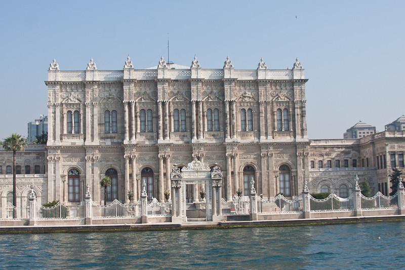 A palace on the Bosporus