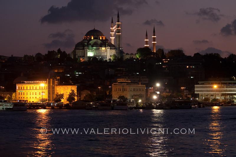Süleymaniye Camii  - Istanbul  (TR)