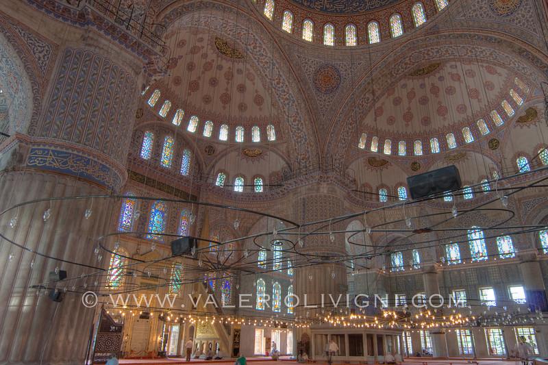 Sultan Ahmet Camii  - Istanbul  (TR)