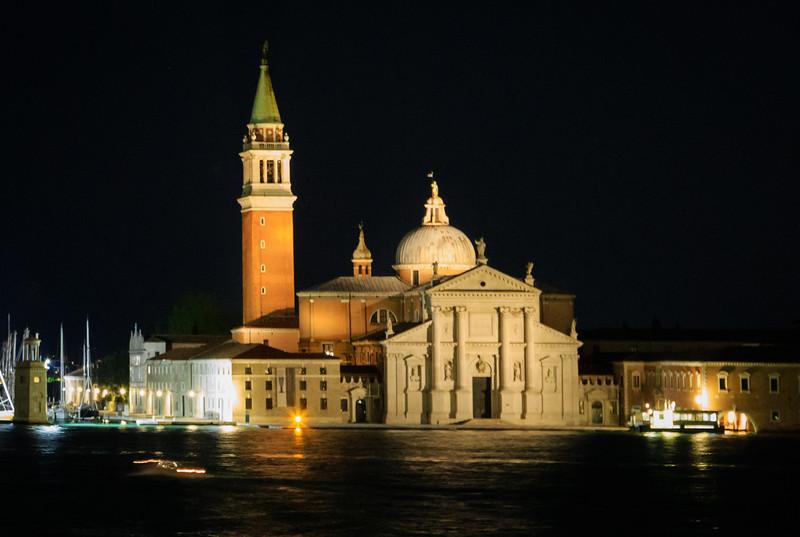 Venice, Night View