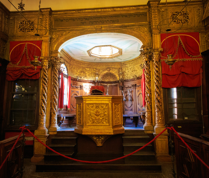 Venice, Synagogue 3