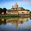 Florence river scene