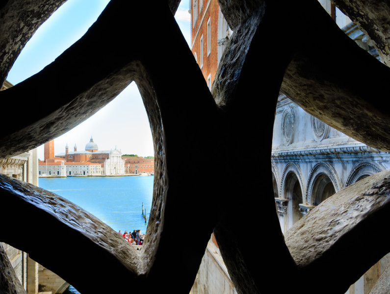 Venice , View from the Palace