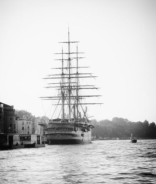 Venice, Vespucci BW