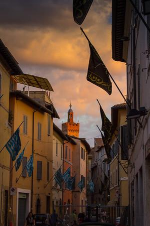 Streets of Foligno