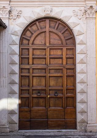 Decorative Door, Norcia
