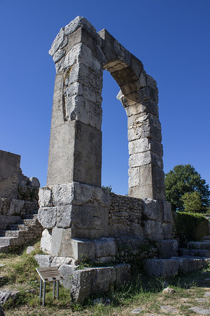 Temple Archway